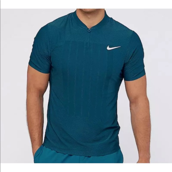 54e94c4d Nike Shirts | Mens Zonal Cool Advantage Henley Tennis | Poshmark